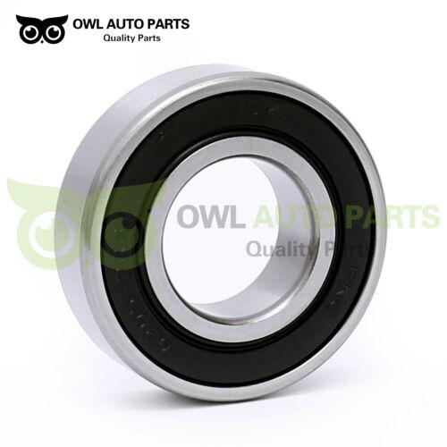Qty-10 6205-2RS C3 EMQ Premium Double Sealed Bearing 25x52x15mm