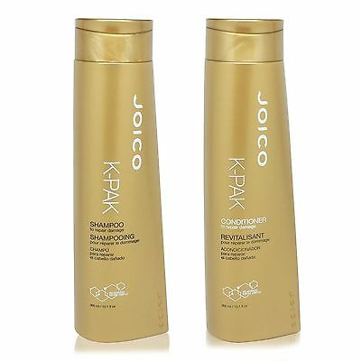 Joico K-Pak Shampoo and Conditioner for Repair Damage 10.1 oz