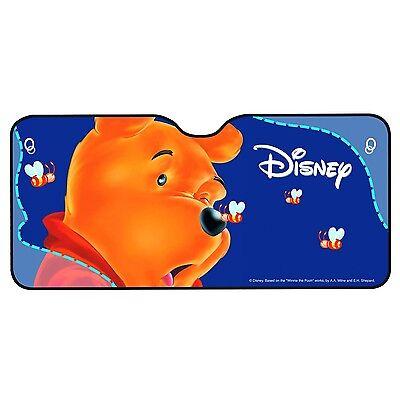 *** Disney WINNIE POOH Frontscheiben-Sonnenschutz 130 x 60cm ***