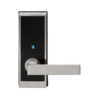 TurboLock TL100 Smart Keyless Entry Home Security Electronic Door Lock Bluetooth