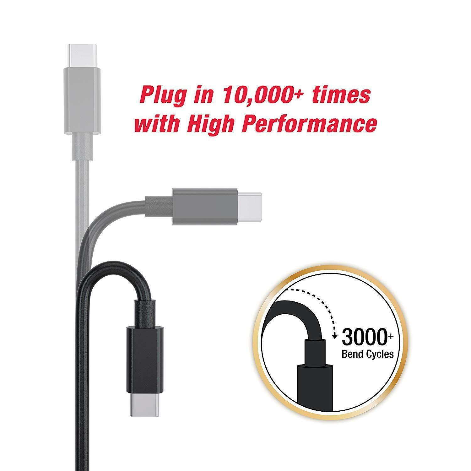 OEM Samsung USB-C Type C Cable Fast Charging Cord Galaxy S10 S9 S8 Plus Note 9 8 Cables & Adapters