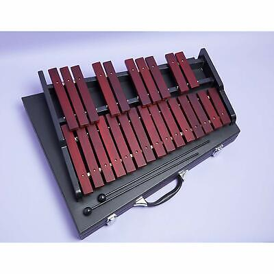 Wooden Xylophone for Adults - 25-note Xylophone with professional case