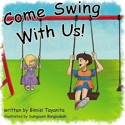 Come Swing With Us!               HARD COVER--Physical Book
