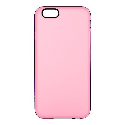 Belkin Textured Grip Candy Slim Cover Case for iPhone 6 - Translucent Pink Translucent Pink Case Cover