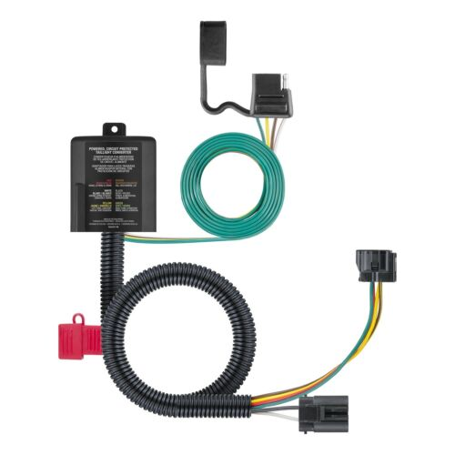 Details about Trailer Connector Kit-Custom Wiring Connector Curt Manufacturing on