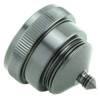 Mini Peanut Prism Replacement For Surveying Contstruction Electroplate Silver