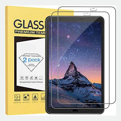 PACK DE 2 PROTECTOR CRISTAL TEMPLADO Para Samsung Galaxy Tab A 10.1...