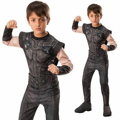 Jungen Thor Avengers Unendlichkeit Krieg Kostüm Superheld Kostüm Outfit - Thor Superhelden Kostüm