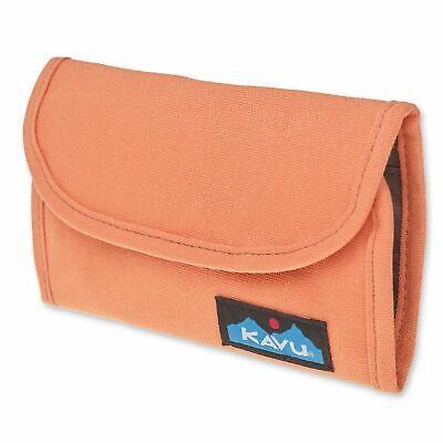 998e8105a6a6cd KAVU Big Spender Tri-Fold Wallet Women's Clutch Travel Organizer - Peach  for sale USA