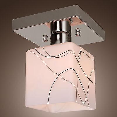 Kitchen Cube Ceiling Light Pendant Lamp Lighting Fixture Chandelier Flush Mount