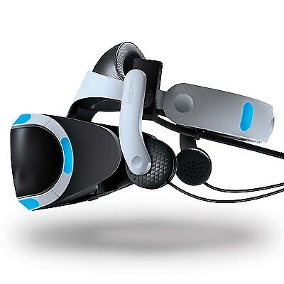 Bionik Mantis Premium Clip-on On-Ear Headphones for PlayStation VR for sale  Shipping to India