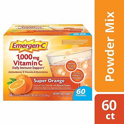 Emergen-C  Dietary Supplement Fiz