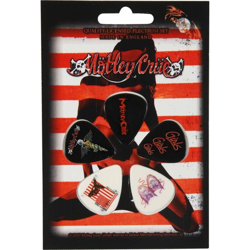 Motley Crue Guitar Pick