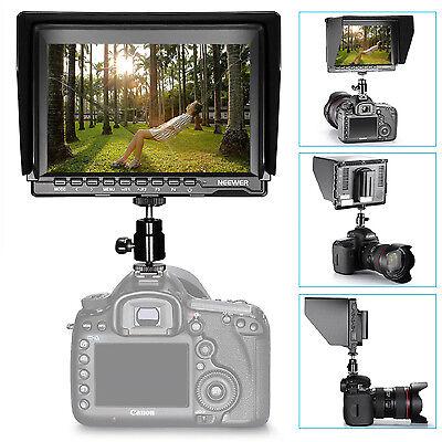 "Neewer NW759 7"" HD 1280x800 IPS Screen Camera Monitor for So"