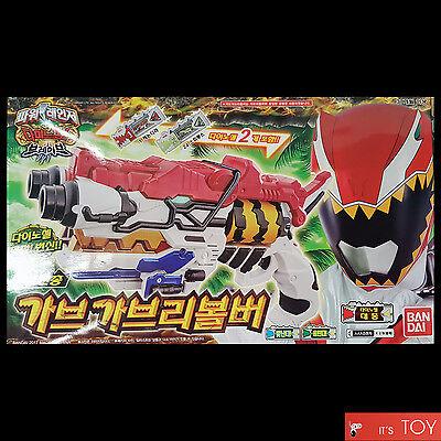 Power Rangers Kyoryuger Dino Force Brave Gabu Gaburevolver Revolver Gun Bandai
