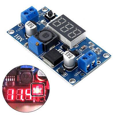 Voltage Regulator Module Power Converter Digital Multimeter Adjustable