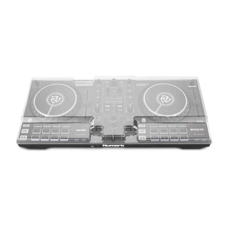 Decksaver DSLE-PC-MTPFX DJ Cover for LE Numark Platinum FX and Mixtrack Pro FX