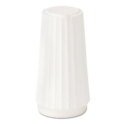 Diamond Crystal Classic White Disposable Salt Shakers 4 oz 48/Case 15048