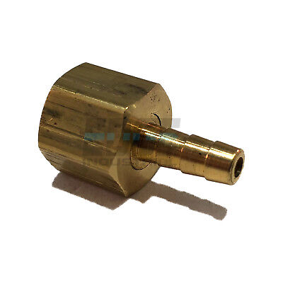 18 Hose Id To 18 Female Npsm Brass Ball Seat Swivel Connect Gas Fuel Water Air
