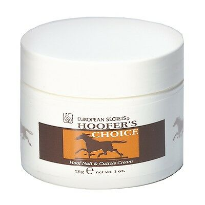 Supernail Hoofer s Choice Hoof Nail and Cuticle Cream 1oz 28g