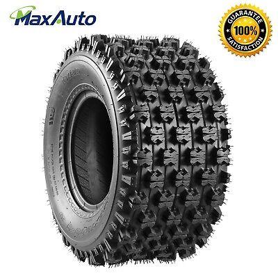 2x 20x10-9 ATV UTV Sports Tubeless Wheel Tires For Yamaha YFZ450 20x10x9 4 ply