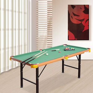 Mini Pool Table EBay - Mini billiards table set