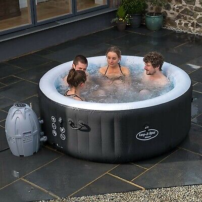 Lay-Z-Spa Miami Hot Tub Jacuzzi Inflatable Spa Brand New.Quick delivery.