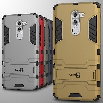For Huawei Honor 6X / Mate 9 Lite Case Hard Kickstand Protective Phone Cover](huawei mate 9 deals)