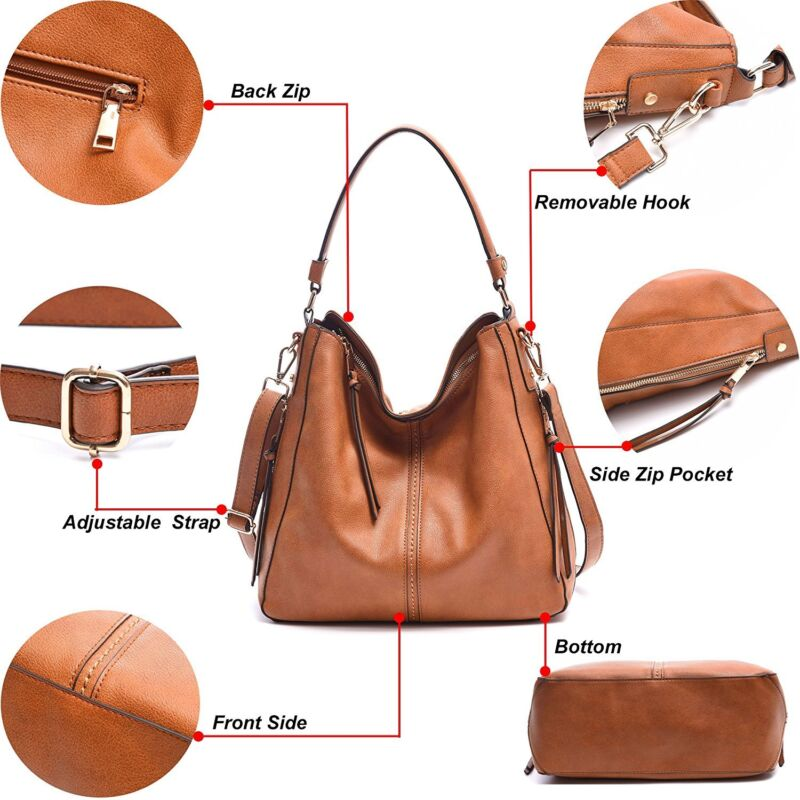 ON SALE Large Designer Handbags For Women Clearance Leather