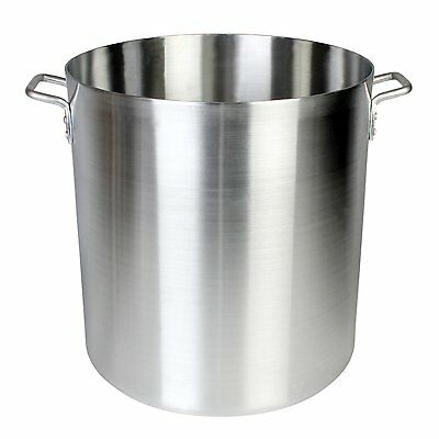 Thunder Group 60 Qt Aluminum Stock Pot ALSKSP009 New