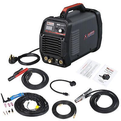 Tig-165 160 Amp Hf-tig Torch Stick Arc Dc Welder 115230v Dual Voltage Welding