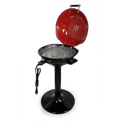 "BETTER CHEF 15"" 1600 WATTS ELECTRIC OUTDOOR BACK YARD HOME GARDEN BARBECUE"