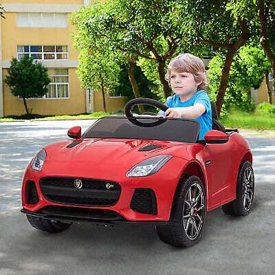 Coche Eléctrico Infantil Jaguar Niño con Mando a Distancia Con Música y Luces