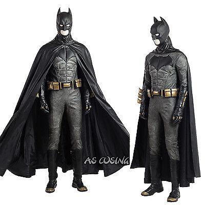 Bruce Wayne Cosplay Costume Custom Made Halloween Costume Custom Made