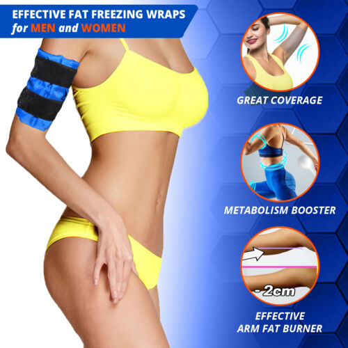 CRYOBOD Arm Trimmer Fat Freezing System  Arm Shaper Body Wraps Eliminate Celluli