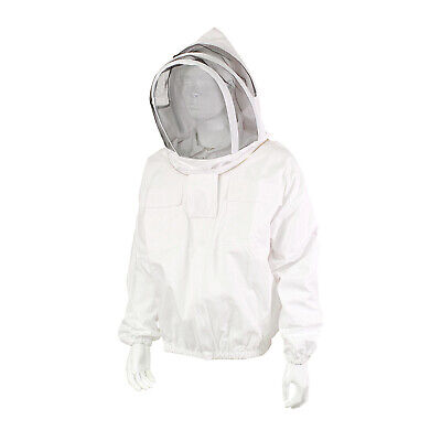 Rural365 Beekeeping Jacket And Veil - 2xl Protective Beekeeping Bee Jacket