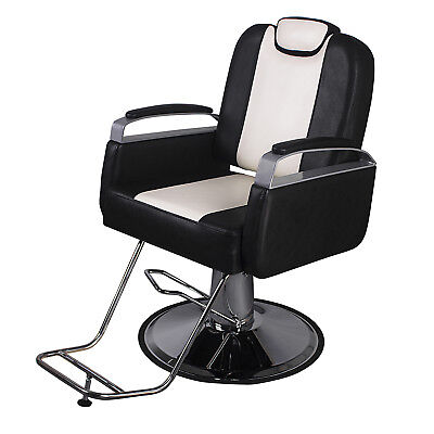 All Purpose Fashion Reclining Hydraulic Barber Salon Beauty Spa Chair Shampoo