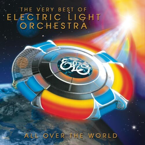 Electric Light Orchestra Elo ~ The Very Best Of (greatest Hits)  New Cd (sealed)