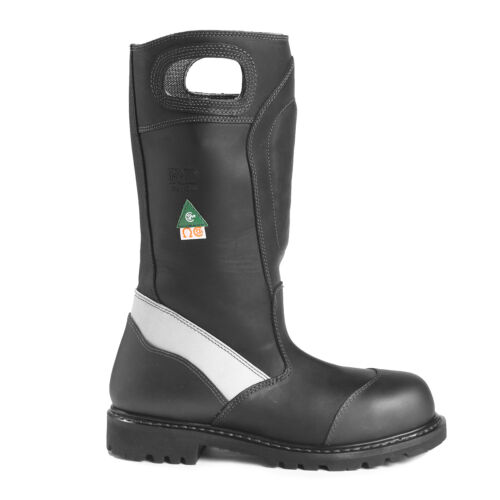 Fire Boot nfpa 1971 FIRE-DEX FDXL 50 LEATHER FIRE BOOT Size 12