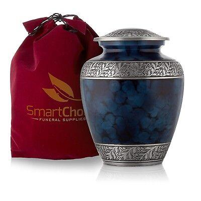 Royal Cremation Urn for Human Ashes - Affordable Funeral Urn Adult urn
