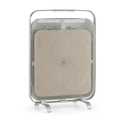 Calefactor Radiador Eléctrico Estufa Mármol Calefacción Diseño Infrarrojo Calor