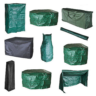 Range of Garden Patio Waterproof Furniture Cover Covers Rainproof Water Proof
