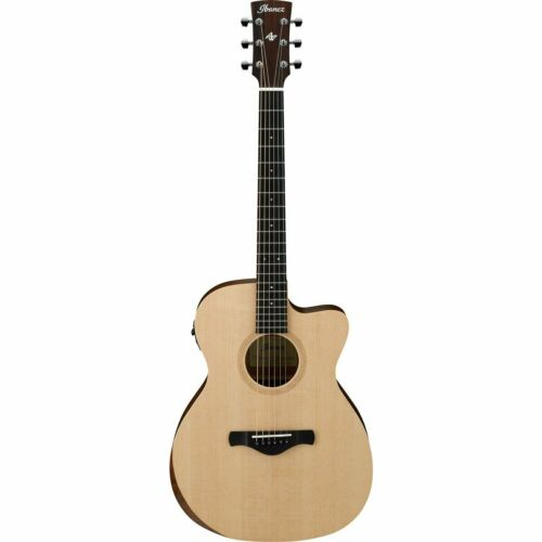 Ibanez Artwood AC150CE - Open Pore Natural Cutaway Acoustic Guitar