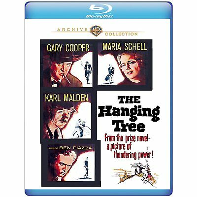(The Hanging Tree 1959 (Blu-ray) Gary Cooper, Maria Schell, Karl Malden - New)