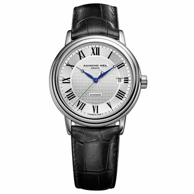 Raymond Weil 2837-STC-00659 Men Maestro Grey Automatic Watch