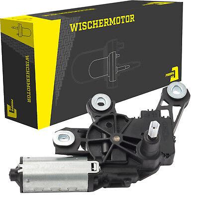 Wischermotor Heckwischermotor Hinten Audi A4 Avant B8 A6 Avant 4F C6
