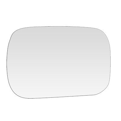 Driver Side View Mirror Glass for 1988-1998 Chevrolet K1500