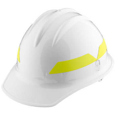 White Cap Model Fh911c Bullard Wildland Fire Helmet With Self Sizing 6-point ...
