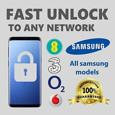 SAMSUNG UNLOCK CODE FOR S10,S10 PLUS S9,S9 PLUS S8,S7,S6,S5 UK ✅ 1-3 HOURS