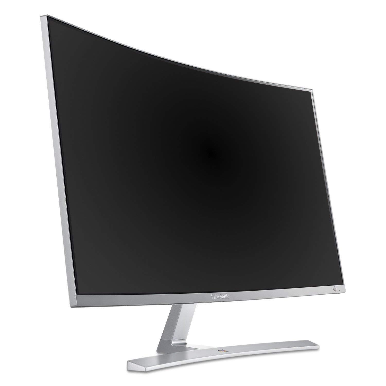 ViewSonic VX3216-SCMH-W 32 Inch 1080p 1800R Curved Monitor w